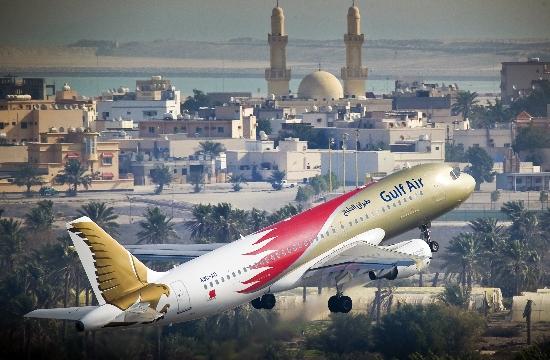 Gulf Air: Νέο δρομολόγιο Μπαχρέιν-Μύκονος-Αθήνα το 2020