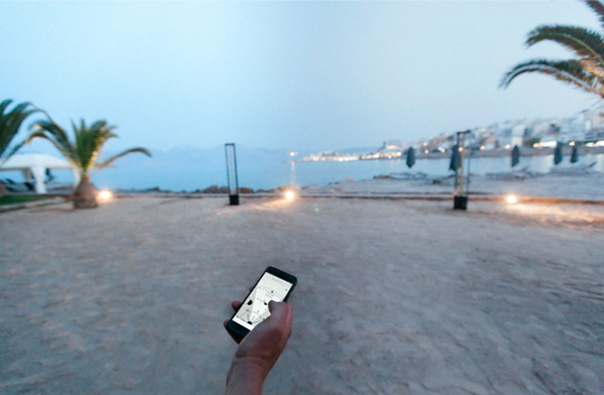 Φεστιβάλ blueFest Crete 19 στο ξενοδοχείο Minos Beach art