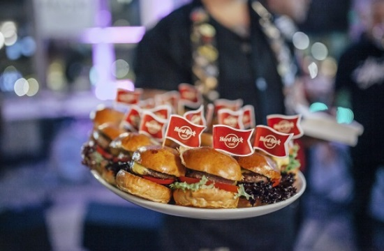 Εταιρικές εκδηλώσεις στο Hard Rock Cafe Athens