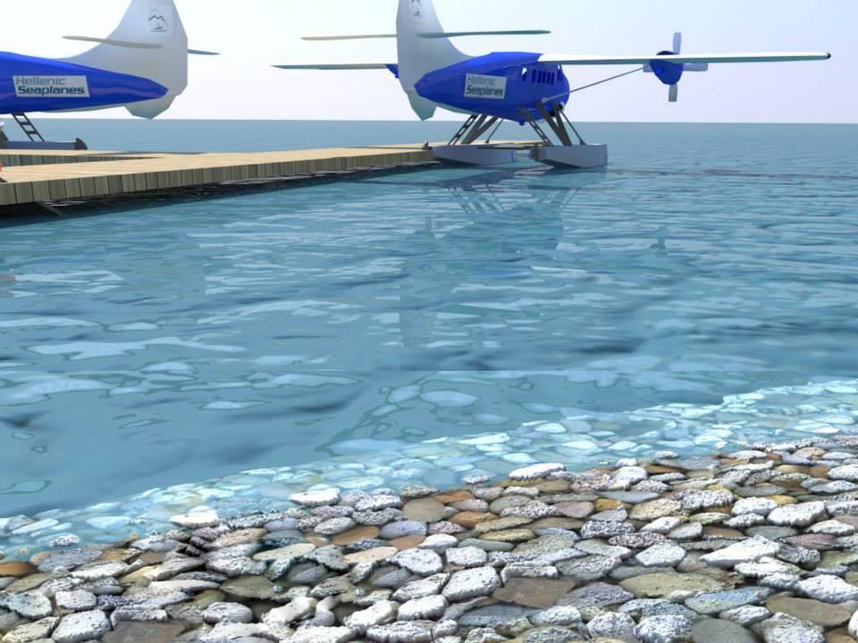 Υδατοδρόμια και από μαρίνες, ΠΟΤΑ και σύνθετα καταλύματα