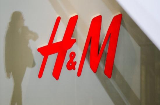 Τετραώροφο κατάστημα H & M στη Λάρισα