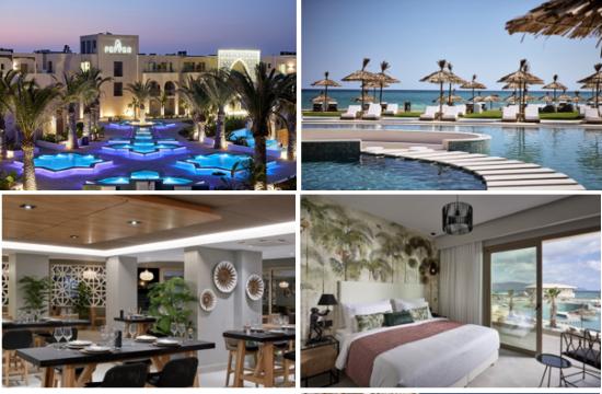 Άνοιξε το νέο 5άστερο Pepper Sea Club Hotel του ομίλου Βανταράκη