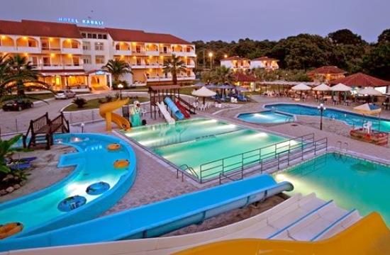 Apollo: προσθήκη του Hotel Kanali στην Πρέβεζα