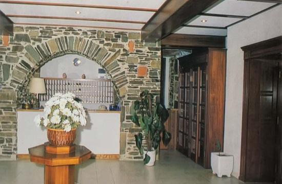 Αναβαθμίζεται σε 5άστερο το ξενοδοχείο Mount Athos