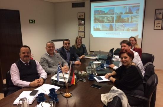 Ο ιατρικός τουρισμός στο επίκεντρο συνεδρίασης του Ελληνογερμανικού Επιμελητηρίου