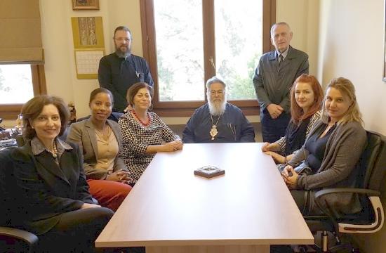 Περιφέρεια Αττικής: Συνάντηση με την Εκκλησία της Ελλάδος για τον θρησκευτικό τουρισμό