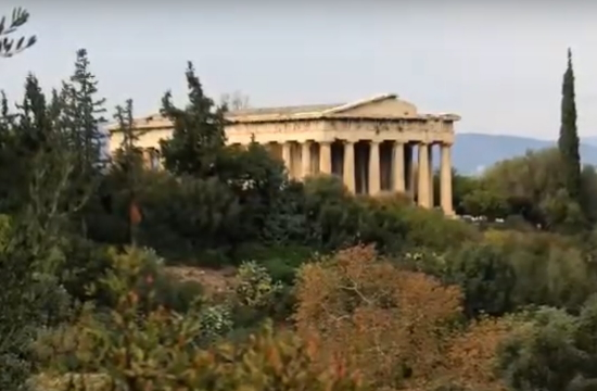 Ναός του Ηφαίστου στην Αθήνα: Πέρασε από 1.000 κύματα και γλίτωσε ως «χριστιανικός ναός»