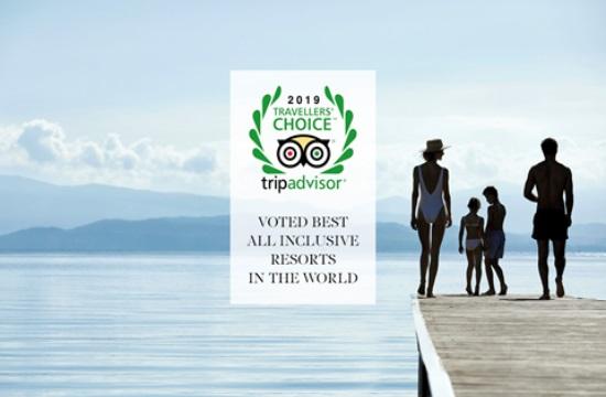 Παγκόσμια πρωτιά για τα ξενοδοχεία Ikos Oceania & Olivia