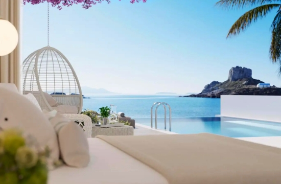 Evening Standard: Αυτά είναι τα 5 καλύτερα πολυτελή ξενοδοχεία που ανοίγουν στην Ελλάδα το 2019