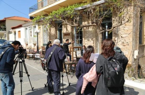 """Προβολή της Πελοποννήσου στην κινεζική τηλεοπτική σειρά """"Travel with CEO"""""""