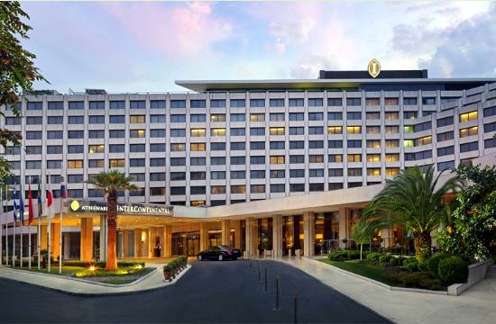 Cvent: Το Intercontinental Athenaeum στα 50 καλύτερα συνεδριακά ξενοδοχεία της Ευρώπης