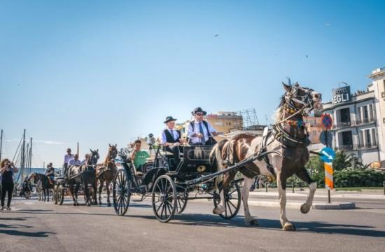 Ο Μαραθώνιος του Κισσάβου και η Ιππική Συνάντηση του Βόλου