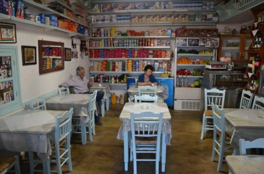 Πέντε διαλεχτά καφενεία των Κυκλάδων