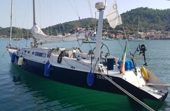 Απαγόρευση απόπλου για παράνομη ναύλωση Ι/Φ σκάφους στην Ιθάκη