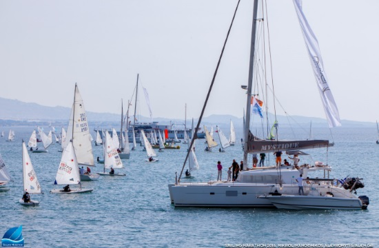 Sailing Marathon: Η μεγάλη γιορτή της ιστιοπλοΐας