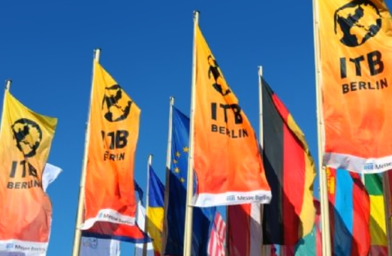 Το ελληνικό περίπτερο στην έκθεση ΙΤΒ του Βερολίνου