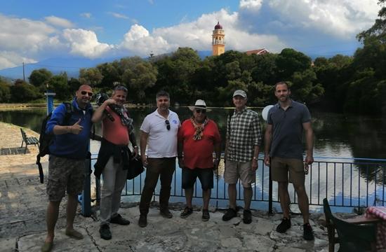 Γυρίσματα για την αυστριακή τηλεόραση σε Κεφαλονιά, Ζάκυνθο και Ιθάκη