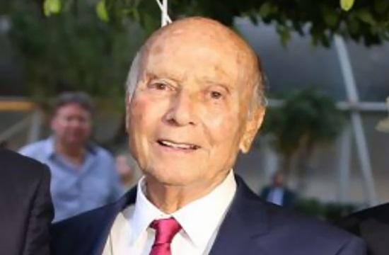 Απεβίωσε ο Βασίλης Καμπουράκης, από τους σκαπανείς του ροδιακού τουρισμού- Συλλυπητήρια μηνύματα