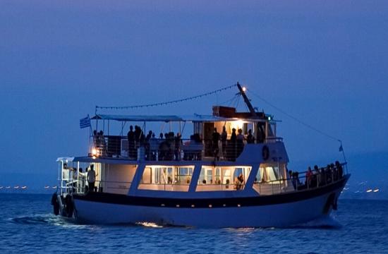 """""""Κάθε μέρα θάλασσα"""" στις ακτές της Θεσσαλονίκης με το Karavaki Άγιος Γεώργιος"""