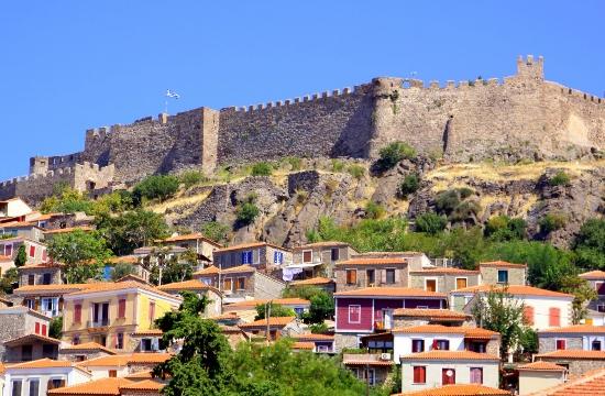 Λέσβος: Μέτρα ασφαλείας για τα μνημεία- Κλείνει προσωρινά το Μεσαιωνικό Κάστρο