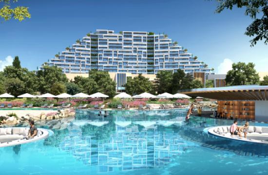 Το 2021 ανοίγει το πολυθεματικό καζίνο-θέρετρο της Κύπρου
