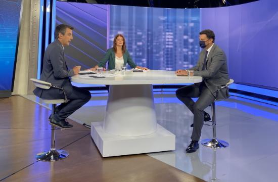 Βασίλης Κικίλιας: Η αύξηση του τουρισμού ώθησε στην αναθεώρηση των προβλέψεων για την ελληνική οικονομία