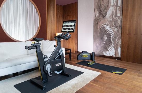Kempinski Fit Room: Νέα κατηγορία δωματίου που συνδυάζει το ταξίδι με τη φυσική κατάσταση