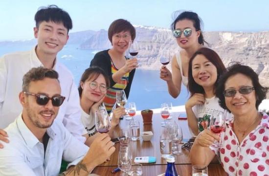 Πρώτο θεματικό fam trip κρουαζιέρας για Κινέζους επισκέπτες