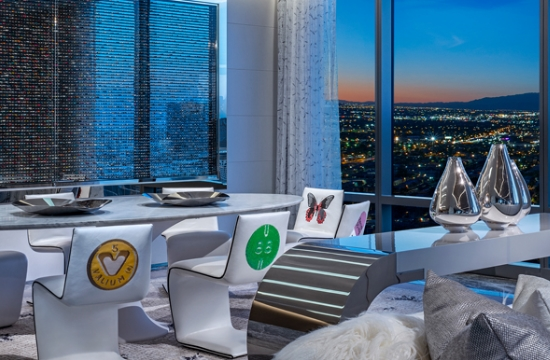 Αυτή είναι η ακριβότερη σουίτα ξενοδοχείου στον κόσμο (φωτο)