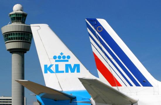 Σωσίβιο σωτηρίας αναζητά η Air France-KLM από γαλλική και ολλανδική κυβέρνηση