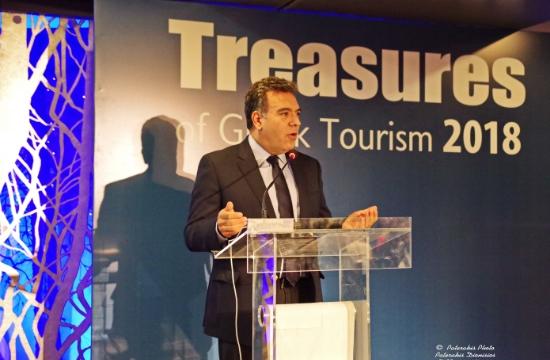 Μ. Κόνσολας: Η ΝΔ είναι δεσμευμένη σε μια πολιτική μείωσης των φόρων στον τουρισμό