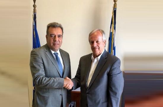 Ο καταδυτικός τουρισμός στο επίκεντρο συνάντησης του Μ. Κόνσολα με το δήμαρχο Καλύμνου