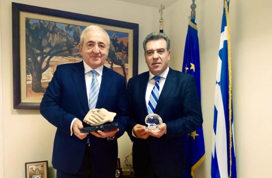 M. Kόνσολας: Συνεργασία των χωρών της μαύρης Θάλασσας για τον τουρισμό με επίκεντρο την Ελλάδα