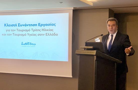 Μ. Κόνσολας: Ο σχεδιασμός του υπουργείου Τουρισμού για τον τουρισμό υγείας