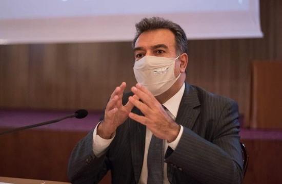Μ. Κόνσολας: Στόχος μας να ενισχύσουμε το brand της Ελλάδας ως ασφαλούς τουριστικού προορισμού