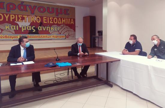 Μ.Κόνσολας: Προτεραιότητα η στήριξη επιχειρήσεων και εργαζομένων και η επόμενη ημέρα