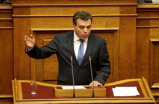 Μ. Κόνσολας: Πολιτική απάτη οι εξαγγελίες Τσίπρα για το μεταφορικό ισοδύναμο στα νησιά