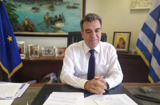 M. Κόνσολας: Είναι ώρα για μια Ευρωπαϊκή Νησιωτική Πολιτική