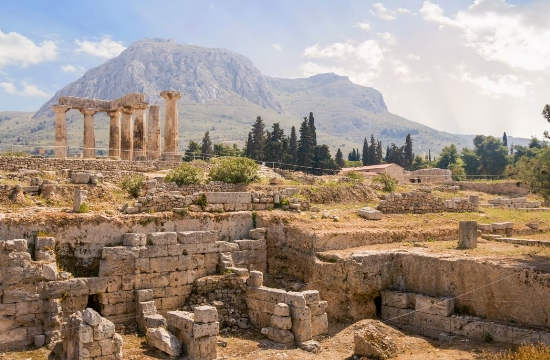 Booking.com: Η αρχαία Κόρινθος στους 5 top προορισμούς αρχαιολογίας στον κόσμο