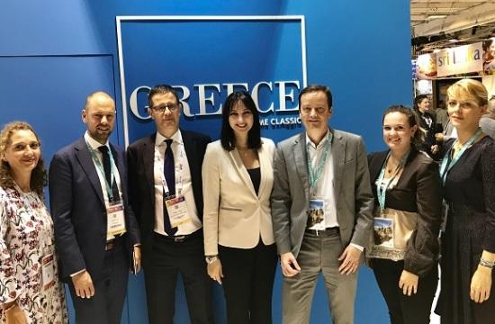 Συναντήσεις Κουντουρά για περισσότερες πτήσεις και πακέτα από τη Γαλλία το 2019