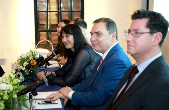 Ε. Κουντουρά: Συναντήσεις στη Σαγκάη για προώθηση του ελληνικού τουρισμού