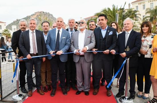 Π. Κουρουμπλής: Η ασφάλεια πλεονέκτημα της Ελλάδας στον θαλάσσιο τουρισμό