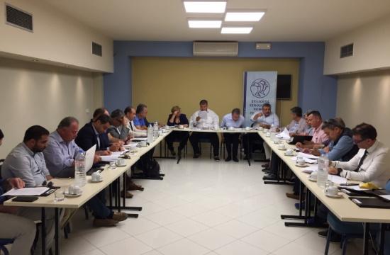 Οι ξενοδόχοι της Κρήτης συζήτησαν για τον τουρισμό και τις υποδομές του νησιού