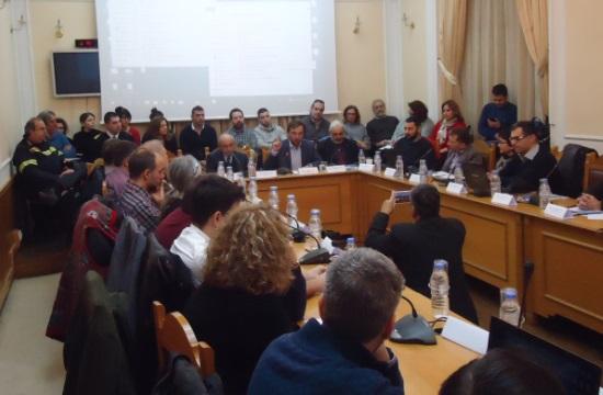 Ερευνητικά έργα και δράσεις για την Γαλάζια ανάπτυξη στην Κρήτη