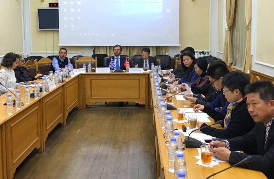 H Κρήτη διερευνά συνεργασία με κινεζική επαρχία στον τουρισμό