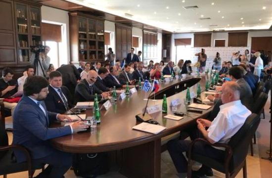 Φεστιβάλ με κοινές Ελληνο-Ρωσικές εκδηλώσεις στο Κράσνονταρ