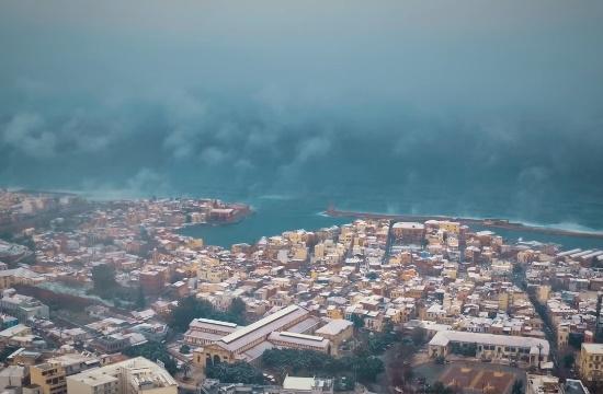 Ο χειμερινός τουρισμός στην Κρήτη- Καμπάνια της Περιφέρειας (video)