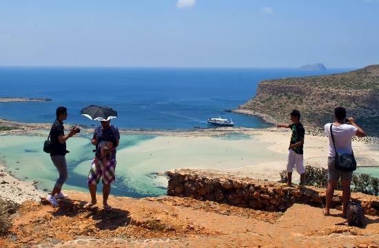Ελληνικός τουρισμός 2017: Σε 5 περιφέρειες το 90% των ταξιδιωτικών εισπράξεων