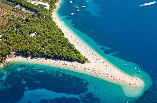 Κροατία: 800.000 αφίξεις τουριστών τον Αύγουστο