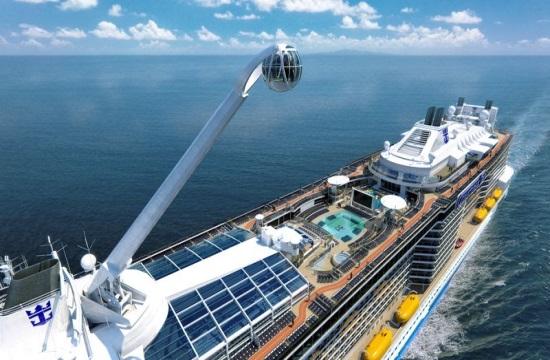 Τουρισμός: Πτώση 20% στις αφίξεις κρουαζιερόπλοιων το 2017